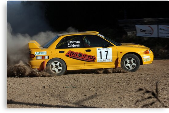 Bindo SS 2 - Rally of Lithgow by Mark  Hodges