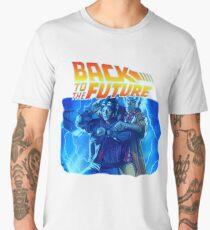 Back To The Future Men's Premium T-Shirt