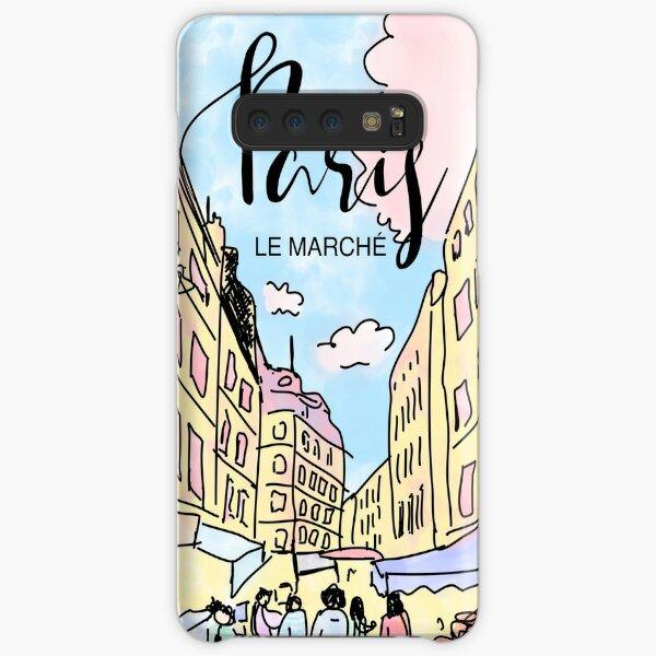 Paris I left by Alice Monber Samsung Galaxy Snap Case
