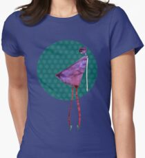 violet diva Womens Fitted T-Shirt