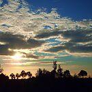 Sunset Horizon by ienemien
