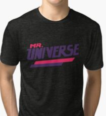 Steven Universe - Mr. Universe (Darker) Tri-blend T-Shirt