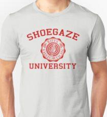 Camiseta ajustada Universidad de Shoegaze