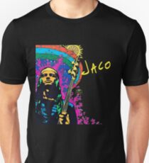 Portrait of jaco Unisex T-Shirt