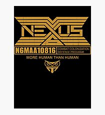 Tyrell Corporation NEXUS Photographic Print