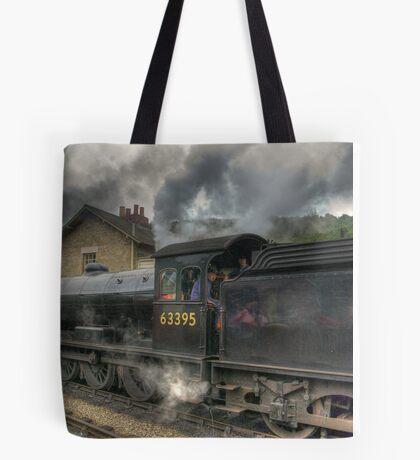 No: 63395 Steam Train Tote Bag