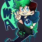 PMA: Jacksepticeye by darkmagicswh