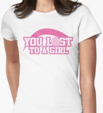 Women's darts T-shirt Women's Fitted T-Shirt