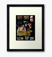 Australian Cattle Dog Art Canvas Print - Once Upon a Time in America Movie Poster Framed Print