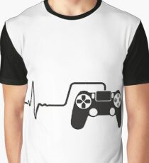 Controller Heartline Graphic T-Shirt
