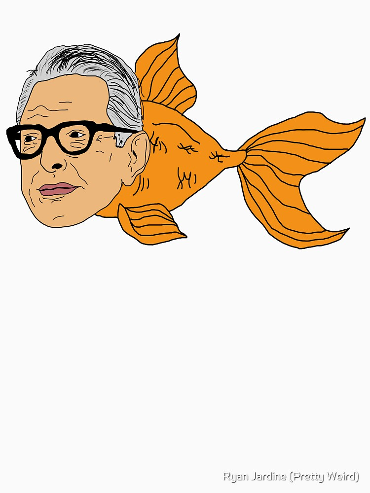 Jeff Goldfish by RyanJardine