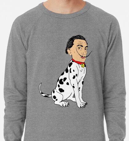 Salvador Dalmatian Lightweight Sweatshirt