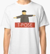 T Pose Classic T-Shirt