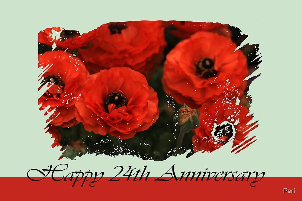25th Anniversary by Peri
