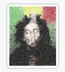 herb bob Sticker