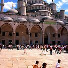 Sultan Ahmed Mosque - Istanbul by MacLeod