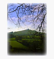Brentor in the Distance Photographic Print