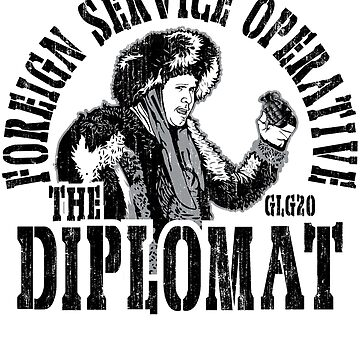 The Diplomat - Spies Like US by SykoGraphx