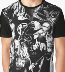 Naruto Graphic T-Shirt