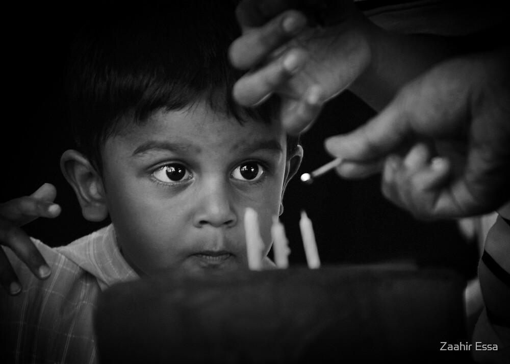 Anticipation by Zaahir Essa