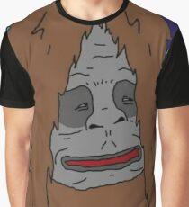 Sassy The Sasquach Graphic T-Shirt