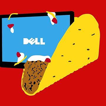 Dell Taco by Rikzam