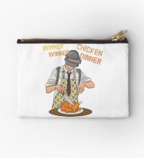 Gewinner, Gewinner, Chicken Dinner Täschchen
