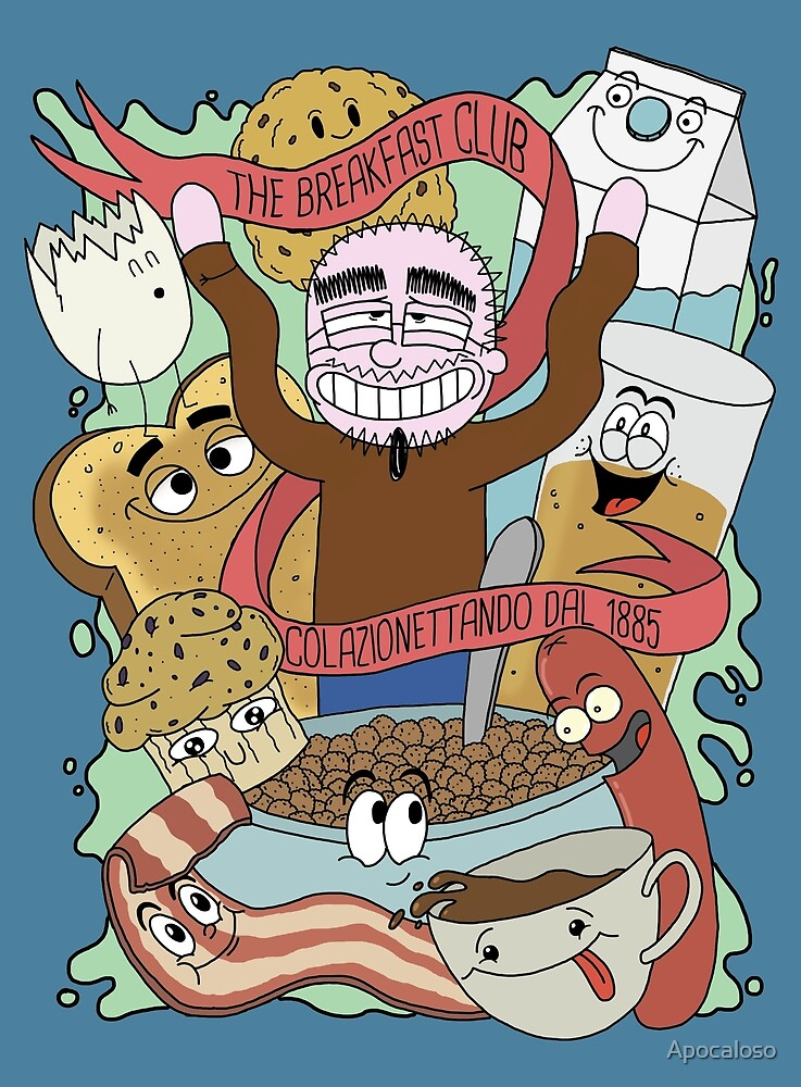 Rikkardo - The Breakfast Club by Apocaloso