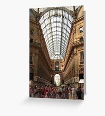 Great commotion Greeting Card