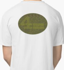Wild grasses by Fern Smith for clothing Classic T-Shirt