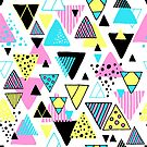 Retro Pattern 4 by EsotericExposal