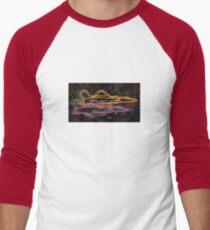 ARTSHAMAN001 Men's Baseball ¾ T-Shirt