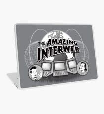 Vinilo para portátil The Amazing Interweb