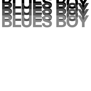 Blues Boy ! Music Hipster Lyrics by PearlsRocker