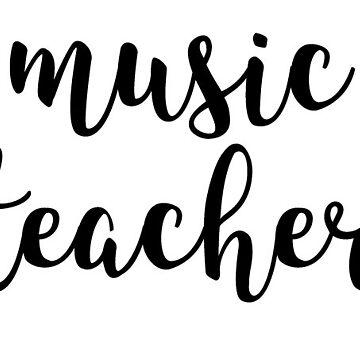 Music Teacher by megnance27