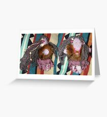 Zoarz-Rael Greeting Card