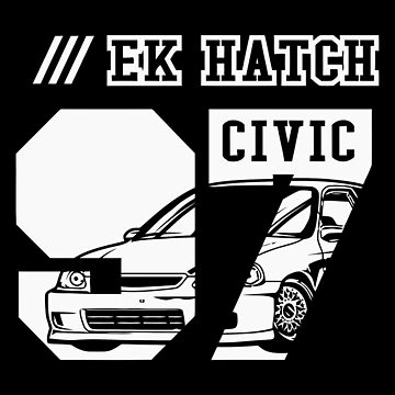 The Legendary EK Hatch by huettemailly