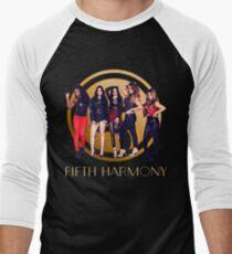 Camiseta ¾ bicolor para hombre Quinta Armonía