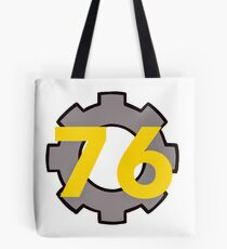 Vault 76 Tote Bag