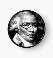 Chevalier de Saint-Georges - the First Black Composer Clock
