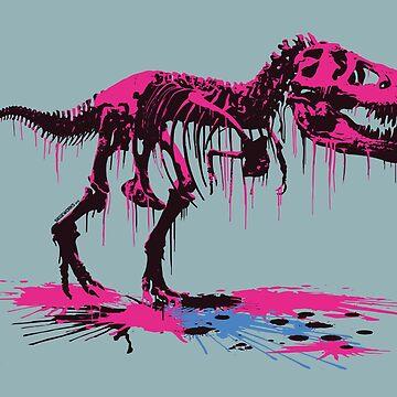 Drip Dry T-Rex by siege103