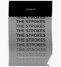 Die Strokes: Ist es das? Poster