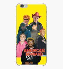 brockhampton collage american boyband iPhone Case