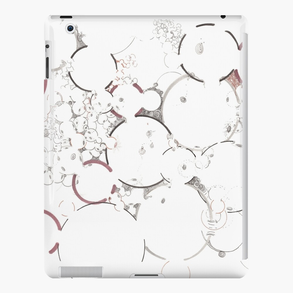 Porosity (porogenetic) iPad Case & Skin