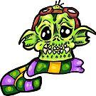Zombie Goblin by Christine Samad