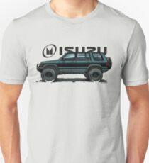 2nd Gen Isuzu Trooper - Black Unisex T-Shirt