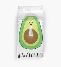 Avocat Duvet Cover