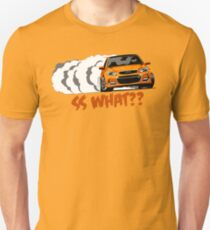 2017 Chevrolet SS- Orange Blast Unisex T-Shirt