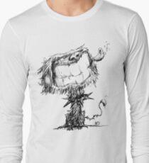 Scruffy Dog Long Sleeve T-Shirt