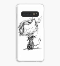 Scruffy Dog Case/Skin for Samsung Galaxy
